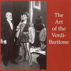 Various Artists - The Art of Verdi Baritone flac album
