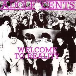 Adolescents - Welcome to Reality [EP] flac album
