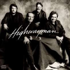 The Highwaymen - Highwayman 2 flac album