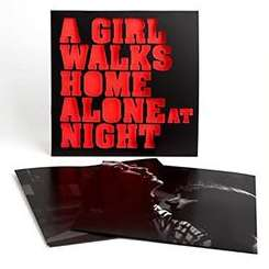 Various Artists - A Girl Walks Home Alone At Night flac album