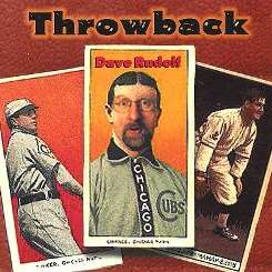 Dave Rudolf - Throwback flac album
