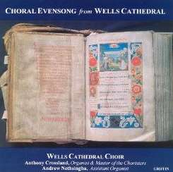 Wells Cathedral Choir - Choral Evensong from Wells Cathedral flac album