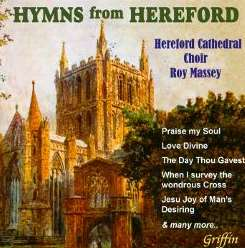 Hereford Cathedral Choir / Roy Massey - Hymns from Hereford flac album
