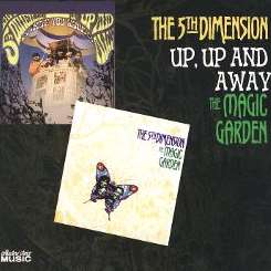 The 5th Dimension - Up, Up and Away/The Magic Garden flac album