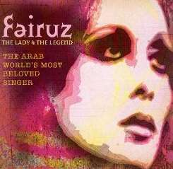 Fairuz - The Lady and the Legend flac album