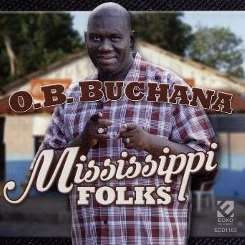 O.B. Buchana - Mississippi Folks flac album