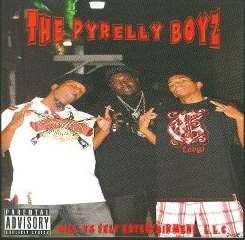 The Pyrelly Boyz - The Pyrelly Boyz flac album