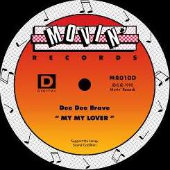 Dee Dee Brave - My My Lover flac album