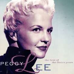 Peggy Lee - The Best of the Decca Years flac album