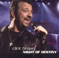 Clint Brown - Night of Destiny flac album