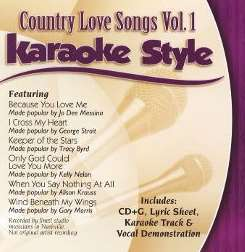 Karaoke - Karaoke Style: Country Love Songs, Vol. 1 flac album