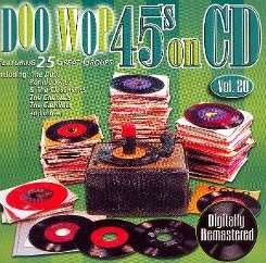 Various Artists - Doo Wop 45's on CD, Vol. 20 flac album