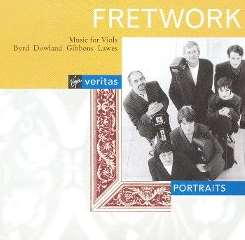 Fretwork / Michael Chance - Veritas Portraits: Fretwork flac album