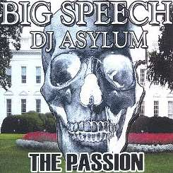 Big Speech - The Passion flac album