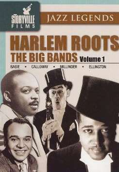 Various Artists - Harlem Roots, Vol. 1: The Big Band [DVD] flac album