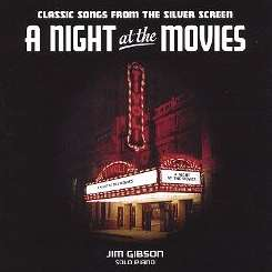 Jim Gibson - A Night at the Movies flac album