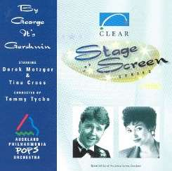 Various Artists - Gershwin: Clear Stage & Screen Series 1996 flac album