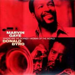 Donald Byrd / Marvin Gaye - Where Are We Going?/Woman of the World flac album