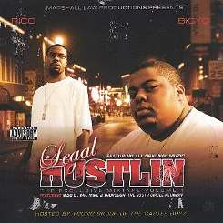 Marshall Law Productions - Legal Hustlin' flac album