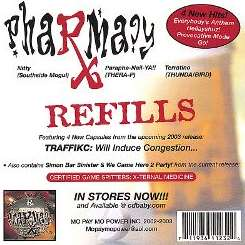 Pharmacy - Refills flac album