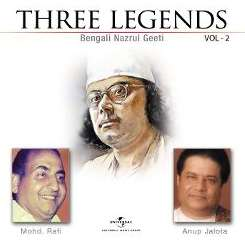 Various Artists - Three Legends: Bengali Nazrul Geeti, Vol. 2 flac album