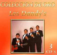 Los Dandy's - Coleccion de Oro [Balboa Box Set] flac album