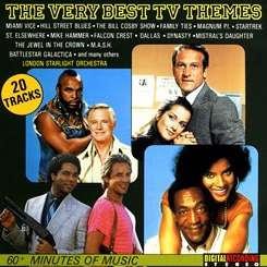 London Starlight Orchestra - The Very Best TV Themes flac album