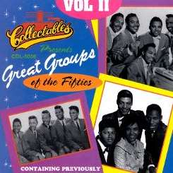 Various Artists - Great Groups of the Fifties, Vol. 2 flac album