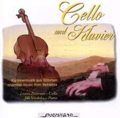 Cello und Klavier: Chamber Music from Bohemia flac album