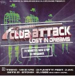 Various Artists - Club Attack: Lost in Dreams flac album