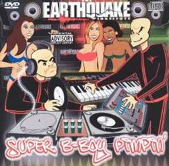 Earthquake Institute - Super B-Boy Pimpin' flac album