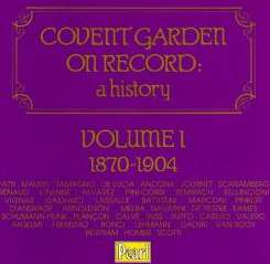 Covent Garden On Record: A History, Volume I flac album