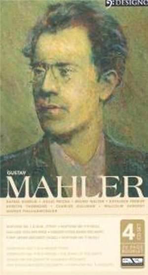 Various Artists - Mahler: Symphonies Nos. 1, 9 & 5; Five Songs; Songs on the Death of Children; Etc. [Germany] flac album
