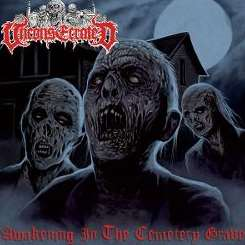 Unconsecrated - Awakening in the Cemetery Grave flac album