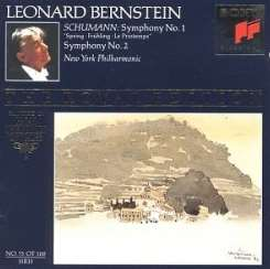 Leonard Bernstein - The Royal Edition, No. 73 Of 100: Robert Schumann flac album