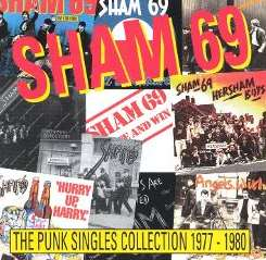 Sham 69 - The Punk Singles Collection: 1977-1980 flac album