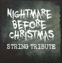 String Tribute Players - The Nightmare Before Christmas String Tribute flac album