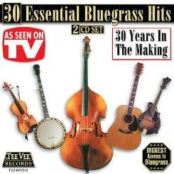 Various Artists - 30 Essential Bluegrass flac album