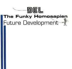 Del the Funky Homosapien - Future Development flac album