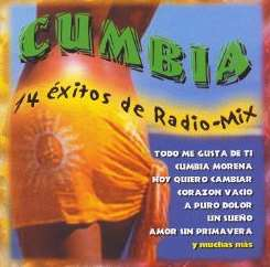 Various Artists - Cumbia 14 Exitos de Radio Mix flac album