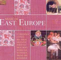 Various Artists - Music of East Europe flac album
