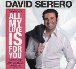 David Serero - All My Love Is for You flac album