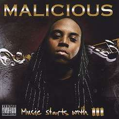 Malicious - Music Starts with M flac album