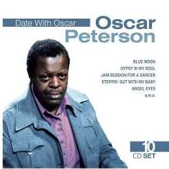 Oscar Peterson - Date with Oscar flac album