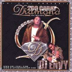 Diamond - 200 Carat Diamond, Hosted by DJ Envy flac album