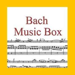Z Digital - Bach Music Box flac album