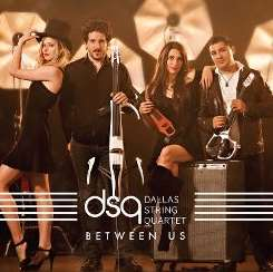The Dallas String Quartet - Between Us flac album