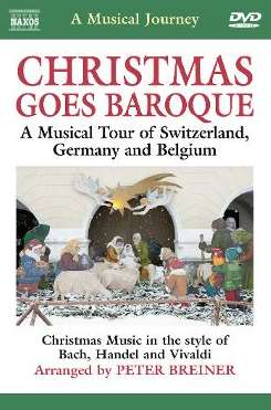 Slovak Radio Symphony Orchestra - Christmas Goes Baroque: A Musical Tour of Switzerland, Germany and Belgium flac album