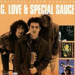 G. Love & Special Sauce - G. Love And Special Sauce/Coast To Coast Motel/Yeah It's That Easy flac album