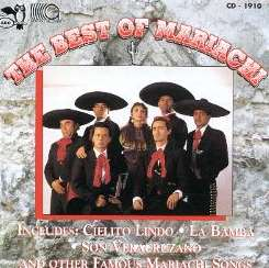 Various Artists - Best of Mariachi flac album